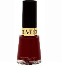Revlon Nail Polish Raven Red 721