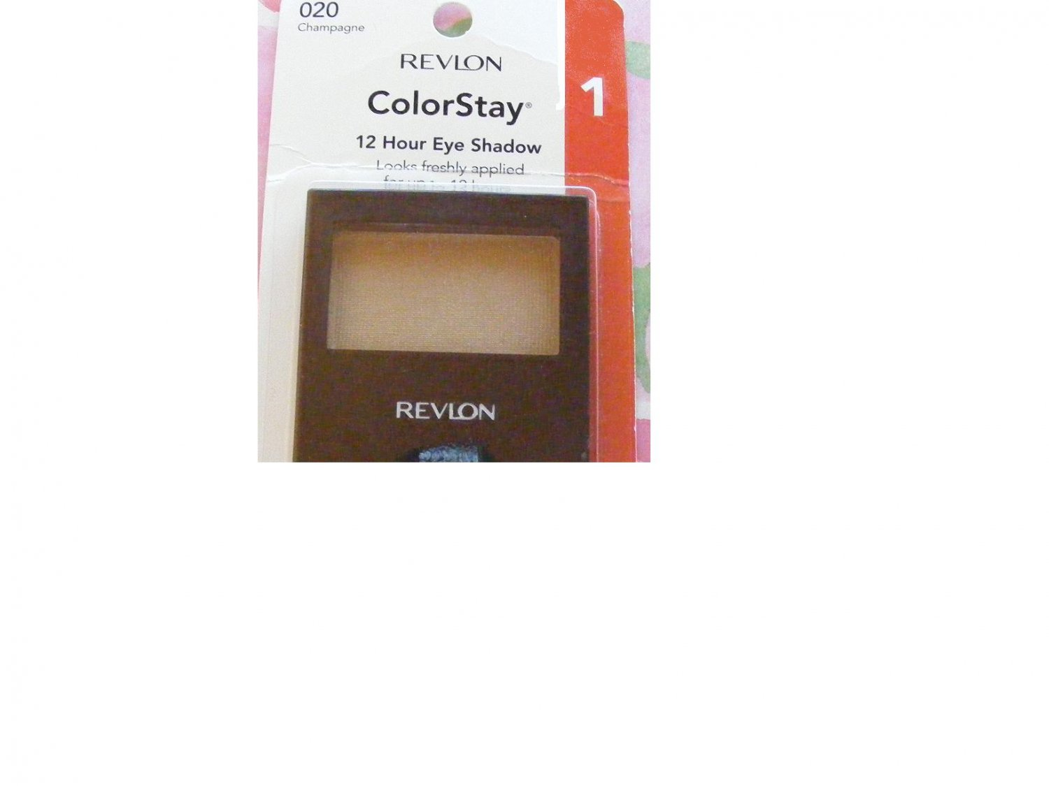 Revlon Colorstay Eyeshadow Champagne 020 with SoftFlex