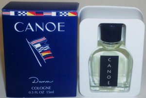 Canoe Cologne for Men by Dana 0.5 Fl. Oz.