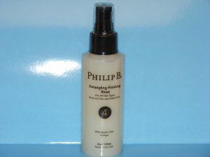 Philip B Detangling Finishing Rinse for All Hair Types 4 oz.