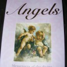 Book on Angels Messengers of the Divine Hardback with Cover Illustrated NEW! Beautiful Book!