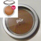 PurMinerals Foundation DEEP 4-in-1 Pressed Mineral Makeup SPF 15
