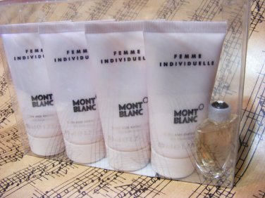 Mont Blanc FEMME INDIVIDUELLE Shower Gel 1.7 Oz. 50.27mL