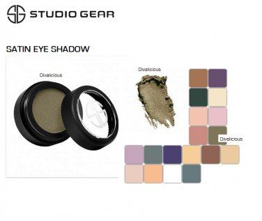 Studio Gear Eyeshadow Divalicious Satin Eyeshadow