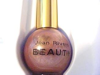 Joan Rivers Honey Raisin Nail Polish Honey Raisin