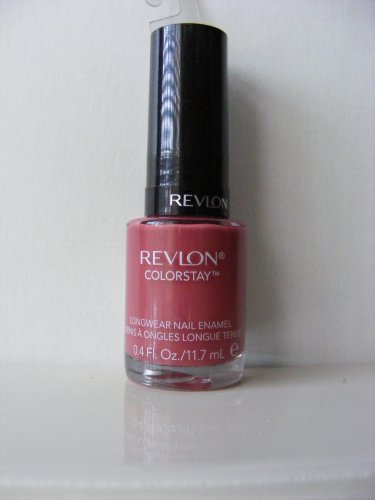 Revlon Colorstay Nail Polish Vintage Rose 310