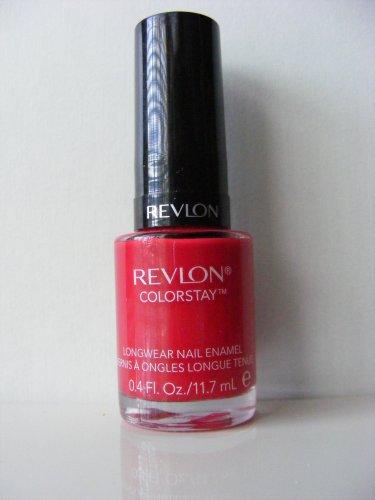 Revlon Colorstay Nail Polish Red Carpet 120