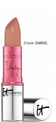 iT Cosmetics Lipstick Stain Damsel Vitality Lip Flush 4-in-1 Reviver Lipstick Stain