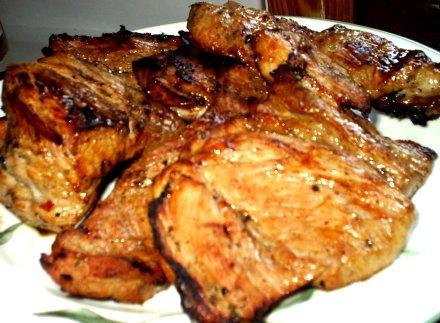 UNCLE D'S FAMOUS MANDARIN ORANGE BBQ SAUCE