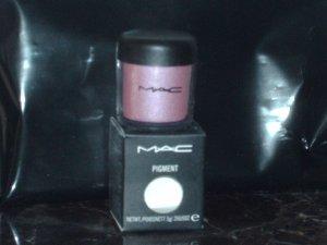 MAC Cosmetics All Girl Pigment Sample 1/4 tsp Sample Jar