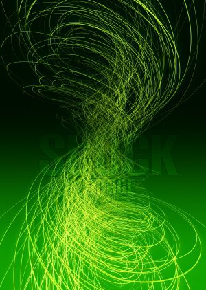 CG Background (Green)