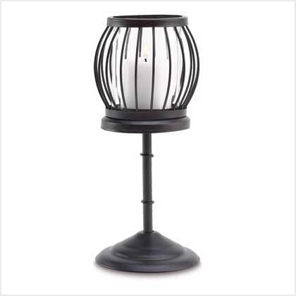 #38651 Birdcage Candleholder