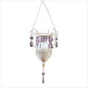 #33003 Hanging �Mini-Chandelier� Sconce