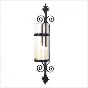 #38370 Fleur De Les Cylinder Candleholder