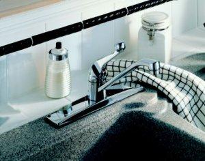 Classic Single Handle Kitchen Faucet