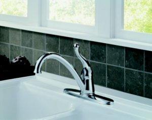 Talbott Single Handle Kitchen Faucet