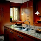 Classic Single Handle Kitchen Fauce W/Spray  in body