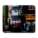 Mousepad FREE SHIPPING mural 50's