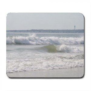 Mousepad FREE SHIPPING Nice ocean wave