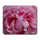 Mousepad FREE SHIPPING Amazing Pink Peony you can almost smell it