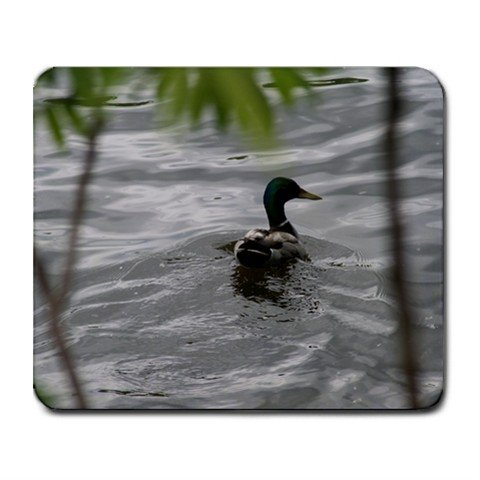 Mousepad FREE SHIPPING duck leaving