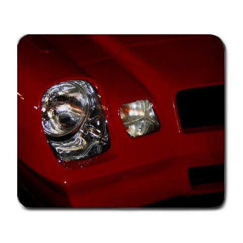 Red Camaro Summer Mousepad  NEW   Free shipping
