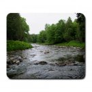 River in the Woods, Summer Mousepad  NEW   Free shipping