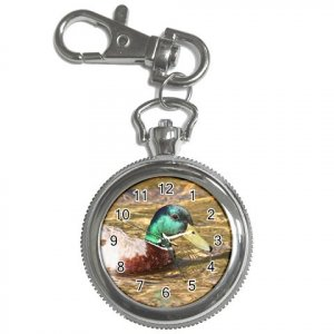 Pocket Watch Duck