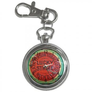 Pocket Watch Lucky Strike Old Looking Picture