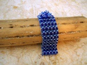 Funky Peyote Stitch Bracelet