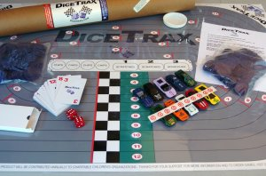DiceTrax game