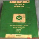 81-370-9005 Chrysler Motors service Manual 1989