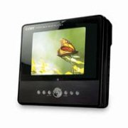 "5"" TFT TABLET STYLE DVD PLAYER"