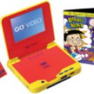 GO.VIDEO 5 Inch portable DVD for Kids