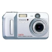 Olympus 5.0 MegaPixels Digital Camera with 3x Optical Zoom