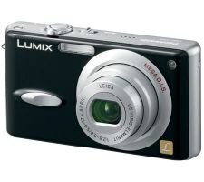 Panasonic DMCFX8K 5MP Ultra Slim Digital Camera