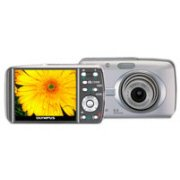"Olympus 6.1 megapixel CCD Digital Camera with 2.5"" LCD"