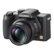 Panasonic - Panasonic DMC-FZ5K Black Lumix Digital Camera