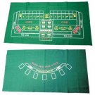 Black Jack & Craps Game Layout