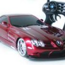 MERCEDES BENZ MCLAREN SLR RC CAR
