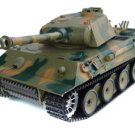 REMOTE CONTROL GERMAN PANTHER TANK RC TOYS