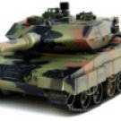 REMOTE CONTROL LEOPARD TANK RC TOY