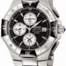 Seiko Coutura Alarm Chronograph Stainless Steel Watch