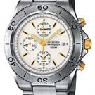 Seiko Chronograph Alarm Men's Watch