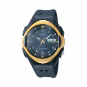 Casio Yellow Casual Sport Watch
