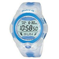 Casio Baby G Dolphin Clear