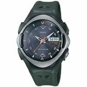 Casio Green Casual Sport Watch