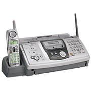 Panasonic KX-FPG379 2.4GHz Fax Machine with Cordless Phone