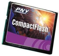 PNY Technologies 1GB Compact Flash CF Card