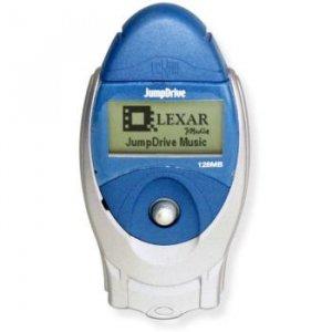 128MB JumpDrive MP3 Digital Music Player